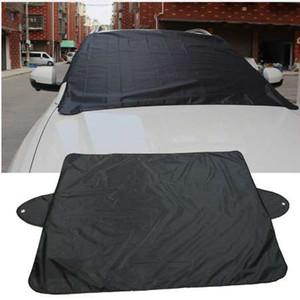 NEW 자동차 눈 얼음 보호대 바이저 Sun Shade Fornt Rear Windshield 커버 블록 실드 Auto sunshade