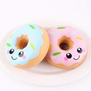 Игрушка Squishies 11см Lovely Donut Cream Ароматизированный Squishy Slow Rising Squeeze антистрессовые мягкие игрушки забавные гаджеты kawaii squishies oyuncak