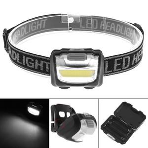 Estilo COB LED Head Light Mini Lanterna Super Bright Exterior Usando Luz LHL_110