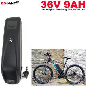 Bateria De Bicicleta elétrica 36 V 600 W E-Bicicleta Bateria 36 V 9Ah Bateria De Lítio Para Original Samsung 18650 Celular 36 V Para 8Fun Motor