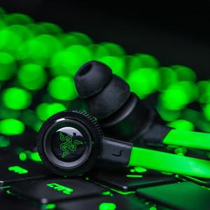 Razer Hammerhead Pro V2 سماعة في الأذن سماعة ث / الميكروفون مربع التجزئة في الأذن سماعات الألعاب الضوضاء عزل ستيريو باس 3.5 ملليمتر