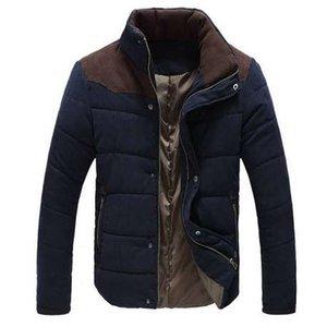 Зимний пуховик мужские куртки и пальто Veste Doudoune Homme Hiver Marque Casaco Inverno Masculino