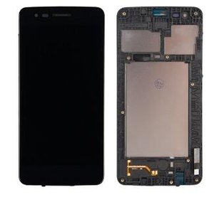 NUOVO LCD completo per LG K8 2017 k10 2017 k8 k10 V30 LCD con Touch Screen Digitizer Assembly + Frame