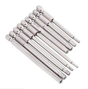 S2 aleación de acero 50-150mm destornillador multi-especificado herramienta eléctrica cabeza de tornillo cabeza de destornillador multi-especificada Herramientas brocas eléctricas Conjunto