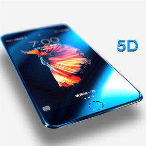 5D Curved for iPhone X 7 87 8 Plus 6 6S 6 6S Plus Tempered Glass for iPhone7 Plus iPhon7 Full Cover Screen