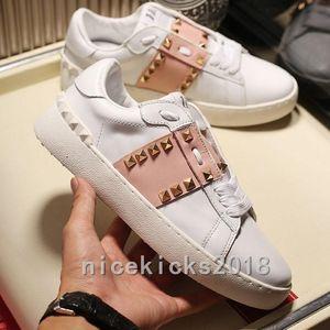 Novos sapatos de mulher Homem Moda Casual Shoes pico de alta qualidade moda de lazer Athletic Shoes Skateboarding Vestem