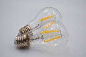Светодиодная лампа накаливания желтого или белого цвета, None-Dimmable, E27 / E26 низкопробная лампа для ресторана, Дома,читального зала