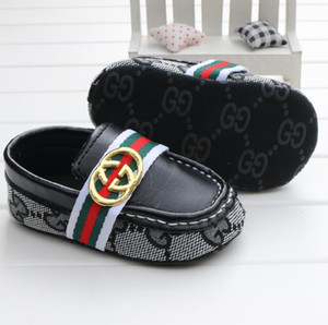 Nueva moda otoño e invierno bebé zapatos pediátricos súper cómodos cálidos zapatos de bebé