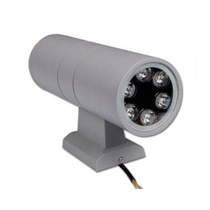 Led Garden Light 3W 6W 9W 12W 18W Up Down Light AC 85~265V Single Head Wall Lamp Indoor For Outdoor Hotel Garden light