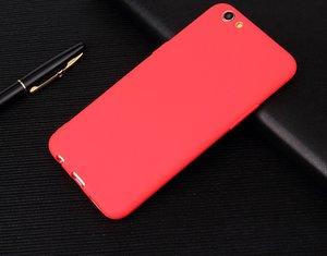 500 Pc / lot TPU Gel Retour Couverture Pour ZTE Nubia Z17 Mini Case Bonbons Pudding Cas Doux Téléphone Funda Multi-Couleur