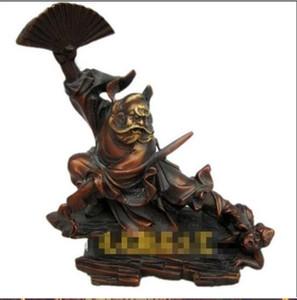 RONG 913 --- Reiner Kupferfanggeist, Zhong Kuis Haus, böse Geister abschrecken und Dämonen töten, außer Magie.
