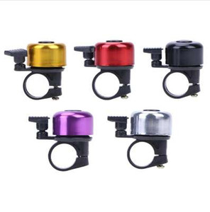 Lega di alluminio Bike Bell MTB Mountain Road Bike Ordinary Bell Sound Bike Manubrio Anello corno allarme Attenzione Accessori per biciclette
