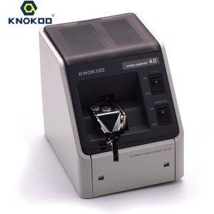 Knokoo Qualitäts-Mini Automatische Auger Screw Feeder-Maschine FK-540 für M4.0 Schraube