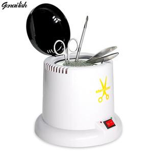 Boîte de désinfection du stérilisateur XD01-High Temperature pour les pinces à épiler en acier en métal, outils pour stérilisateurs propres, pot à ongles