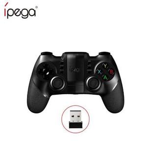 Ipega PG-9076 PG 9076 Gamepad Bluetooth Controlador de Jogo 2.4G Receptor Sem Fio Joystick Android Game Console Player