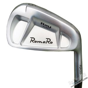 New Golf clubs RomaRo Ray MC FORGED Golf irons set 4-9P irons Clubs Set Project X 5.5 Steel Golf shaft Grips Free shipping