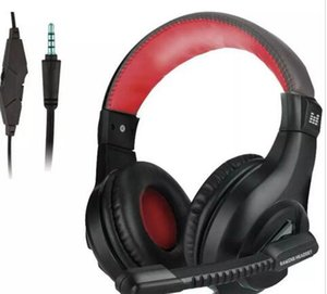 PC XBOX ONE PS4 IPAD IPHONE SMARTPHONE Kablolu Kafa Kulaklık için TOP SATICI Pro biri İşleme Oyun Kulaklık Kulaklık