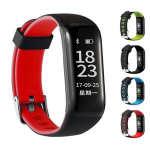 M5 Smart Bracelet Heart Rate Blood Pressure Fitness Smart Band Watch IP67 Waterproof Larger-screen Bluetooth Pedometer Sports Wristband M5