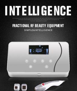 휴대용 전문 지능형 소수 도트 매트릭스 RF 무선 주파수 피부 리프팅은 노화 방지 주름 제거 얼굴 피부 관리를 조