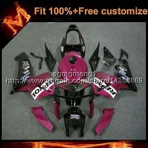 23 farben + 8 geschenke spritzguss repsol rosa motorradhaube für honda viele lackierung CBR600RR 2005-2006 CBR 600 RR 05 06 ABS motor Panels