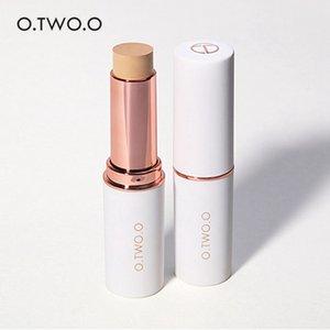 Vente chaude O.TWO.O Visage Correcteur Palette Crème Maquillage Pro Correcteur Stick Stylo 6 Couleur En Option Correction Contours Maquillage Bâton Cosmétiques