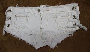 The new summer low waist hot sexy bull-puncher hot pants 1#