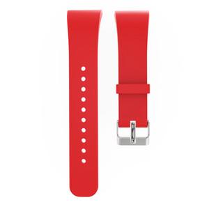 11Colors 원래 다채로운 실리콘 시계 밴드 대체 스트랩 삼성 기어 적합 2 SM-R360 스트랩 팔찌 WatchBand