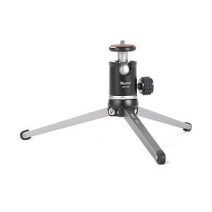 Großhandel XILETU MT26 + XT15 Mini-Metall-Stativ mit abnehmbarem Kugelkopf 360-Grad-Drehung, Aluminium-Legierung Stativ für GoPro DSLR