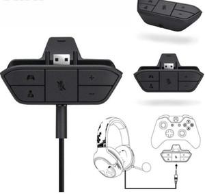 Gamepad Stereo Kulaklık Kulaklık Ses Oyun Adaptörü Microsoft Xbox One Kontrolörü Oyun Konsolu Aksesuarı