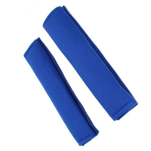 2 PCS de voiture-Styling sécurité ceinture de sécurité couverture épaule épaulières Coussins Pads Seatbelt Racing Accessoires pour la voiture pour toutes les voitures