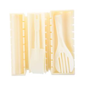 10Pcs / Set Sushi Maker Kit Reis Roll-Formenbau