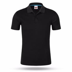 Мужская рубашка поло Мужская деловая повседневная рубашка-поло с длинным рукавом с длинными рукавами