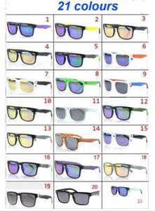 KEN BLOCK HELM Marca Ciclismo Óculos Esportes Óculos De Sol Ao Ar Livre Óculos Mulheres Polarizada Óculos de Sol Das Mulheres Dos Homens 21 Cores 50 pcs