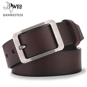 [DWTS] мужской ремень кожаный ремень мужской мужской ремень из натуральной кожи роскошная пряжка повседневная мужской ремень Cummerbunds ceinture homme