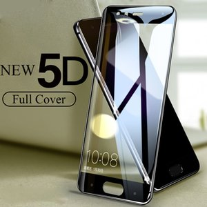 5D полное покрытие закаленное стекло для Xiaomi Mi A1 A2 Lite Mi 5X 6X Screen Protector для Сяо Ми 8 SE MI6 5S Mix2 Примечание 3
