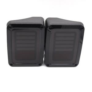 Led reverser brake turn signal LED rear tail light For Jeep wrangler LED Tail Light With Brake Turning Reverse light