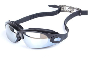 Occhialini da nuoto Anti-fog Occhiali da nuoto Protezione UV per adulti Occhiali da nuoto HD Occhiali da nuoto professionali Occhiali da nuoto impermeabili Lenti trasparenti