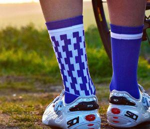Высокое качество MTB велоспорт носки профессиональный бренд спортивные носки дышащий велосипед носки Спорт на открытом воздухе баскетбол шланг