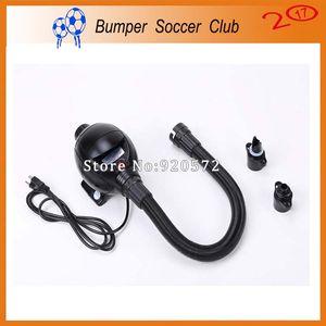 Livraison gratuite 800W souffleur électrique de pompe à air pour Bubble Soccer, boule de pare-chocs, ballon de football, boule Zorbing, tapis gonflable pour tapis de voie respiratoire