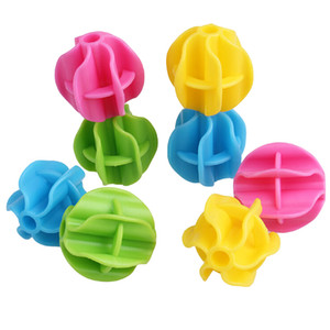 3 قطعة / الوحدة مكافحة لف الغسيل الكرة الدوامة الحالية نظيفة غسالة البرازيلي غسل الرعاية تنظيف الكرة منتجات الغسيل أدوات منزلية
