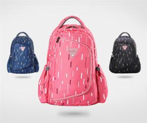 SUNVENO 2in1 Borsa per pannolini Fashion Mummy Maternity Borsa per pannolini Baby Travel Backpack Organizer Borsa per allattamento per Baby Care Madre Bambini