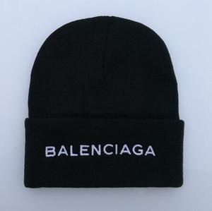 El más nuevo caliente Vetements alta costura bordado beanies sombreros de invierno para los hombres de las mujeres del capó chicos chicas hip hop