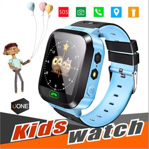 Q528 Reloj inteligente Reloj de pulsera para niños Reloj impermeable para bebés con cámara remota SIM Llamadas Regalo para niños pk dz09 gt08 a1l SmartWatch