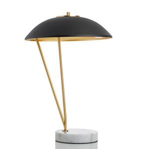 Postmodern Creative Light Lampada soggiorno Lampada Creativo Villa Model Office Home Marble Bed Bed Bedroom Lamp