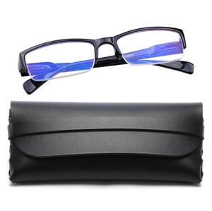 Half-кадр мода очки для чтения Famle мужчина Смолаы очки Женщины мужчины очки пресбиопии Presbicia