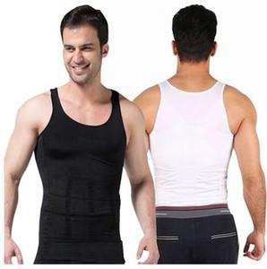 Men's Slimming Body Shaper Waist Corset Tank Top Underwear Shapewear