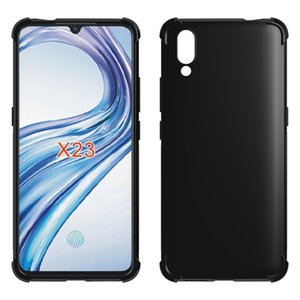 Для Vivo X23 Y95 Y91 X23 Symphony Edition противоударный мягкая TPU задняя крышка мобильного телефона чехол сотовый телефон аксессуар оптовая цена 2018