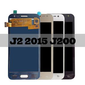 Für Samsung Galaxy J2 2015 J200F J200Y J200H LCDs Display Touchscreen Digitizer Ersatz, Helligkeit einstellen