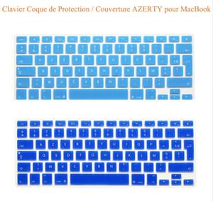 Film autocollant peau UK UK Silicone Cover Skin pour MacBook Pro Unibody 17 '' inch A1297 Clavier Protector Film