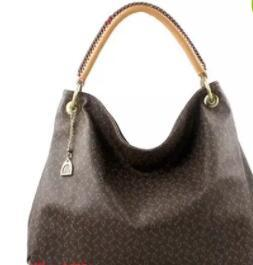 2014new yüksek kalite Klasik Deri siyah altın gümüş zincir sıcak satmak 2014 yeni kadın çanta çanta omuz çantaları tote çanta messenger # 3689